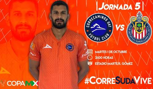 Correcaminos vs Chivas