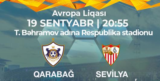 Qarabag vs Sevilla