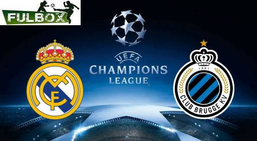 Real Madrid vs Brujas