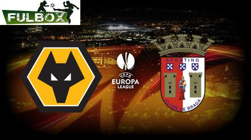 Resultado: Wolves vs Braga [Vídeo Resumen Gol] ver Jornada 1 Europa League 2019-2020