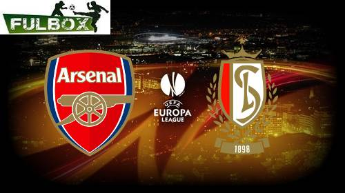 Arsenal vs Standard Lieja