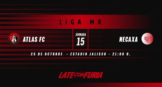 Atlas vs Necaxa