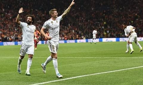 [Vídeo] Resultado, Resumen y Goles Galatasaray vs Real Madrid 0-1 Jornada 3 Champions League 2019-2020