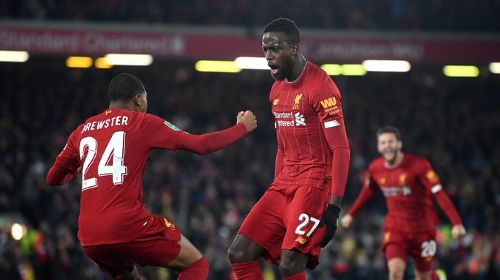Liverpool vs Arsenal 5(4)-5(4) Copa de la Liga 2019-2020