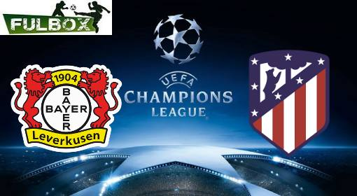 Bayer Leverkusen vs Atlético de Madrid en VIVO