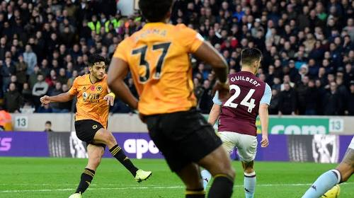 Wolves vs Aston Villa 2-1 Premier League 2019-2020