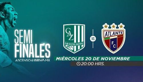 Resultado: Zacatepec vs Atlante [Vídeo Resumen] ver Semifinales Ascenso MX Apertura 2019