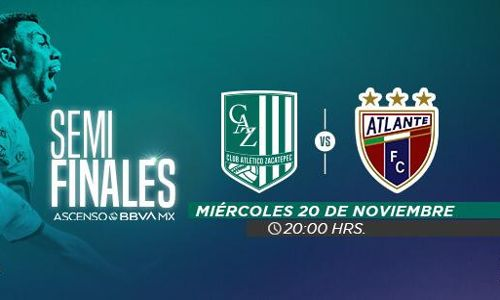Zacatepec vs Atlante en VIVO