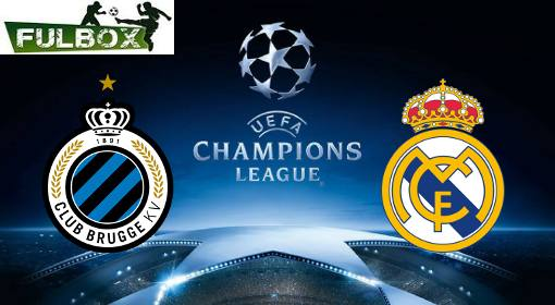 Resultado: Brujas vs Real Madrid [Vídeo Resumen Goles] Jornada 6 Champions League 2019-2020