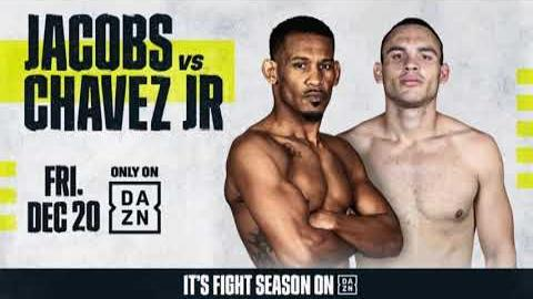 Daniel Jacobs vs Chávez Jr EN VIVO