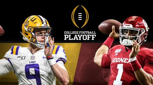 LSU Tigers vs Oklahoma Sooners