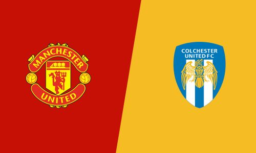 Manchester United vs Colchester United