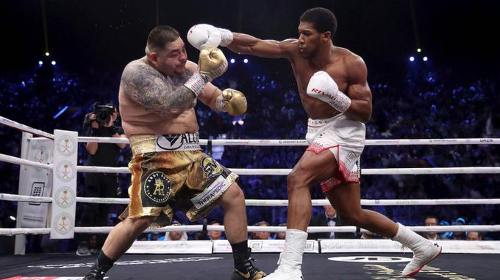 Repetición Pelea Andy Ruiz vs Anthony Joshua 2