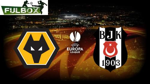 Resultado: Wolves vs Besiktas [Vídeo Resumen Goles] Jornada 6 Europa League 2019-2020