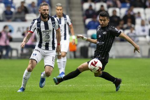 Monterrey vs Celaya 3-0 Octavos de Final Copa MX 2019-2020