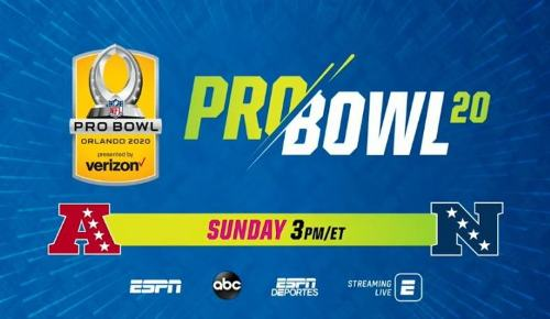 Pro Bowl EN VIVO