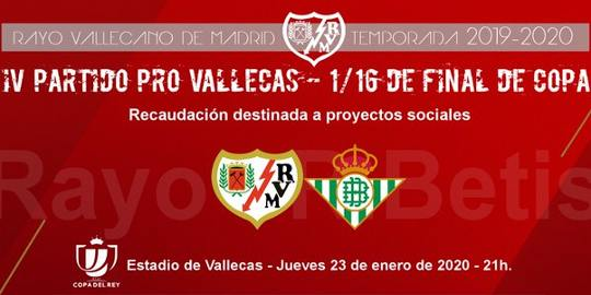 Rayo Vallecano vs Betis