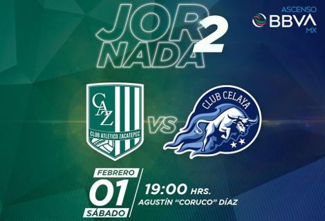 Zacatepec vs Celaya