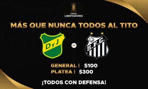 Defensa y Justicia vs Santos