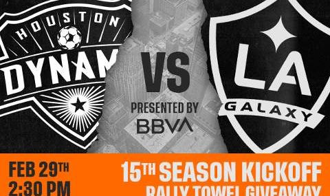 Houston Dynamo vs LA Galaxy EN VIVO Hora, Canal, Dónde ver Jornada 1 MLS 2020