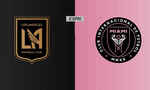 LAFC vs Inter Miami