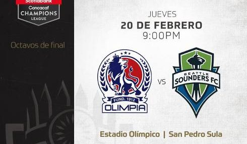 Resultado: Olimpia vs Seattle Sounders [Vídeo Resumen Goles] Octavos de Final Concachampions 2020