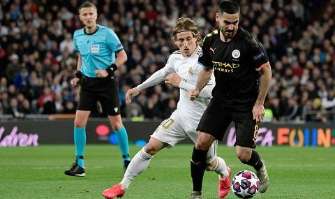 [Vídeo] Resultado, Resumen y Goles Real Madrid vs Manchester City 1-2 Octavos de Final Champions League 2019-2020