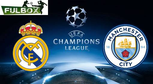 Real Madrid vs Manchester City EN VIVO Hora, Canal, Dónde ver Octavos de Final Champions League 2019-2020