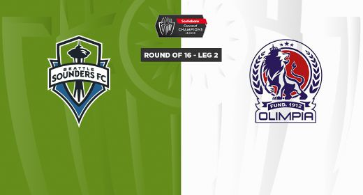 Resultado: Seattle Sounders vs Olimpia [Vídeo Resumen Penales] Octavos de Final Concachampions 2020