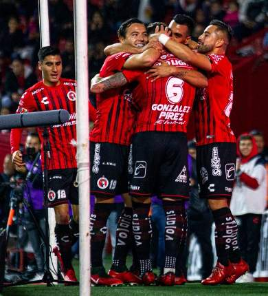 Tijuana vs Morelia 3-1 Cuartos de Final Copa MX 2019-2020