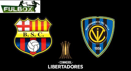 Barcelona vs Independiente del Valle