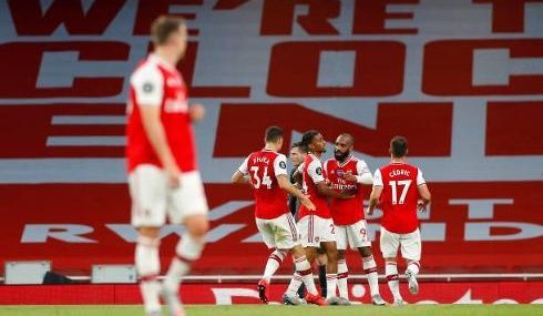 [Vídeo] Resultado, Resumen y Goles Arsenal vs Liverpool 2-1 Jornada 36 Premier League 2019-2020