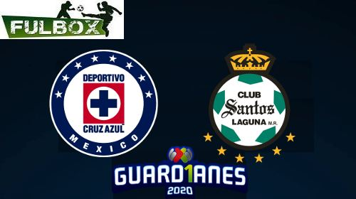 Cruz Azul vs Santos