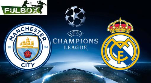 Manchester City vs Real Madrid EN VIVO Hora, Canal, Dónde ver Octavos de Final Champions League 2019-2020