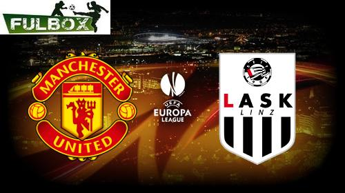 Manchester United vs LASK EN VIVO Hora, Canal, Dónde ver Octavos de Final Europa League 2019-2020