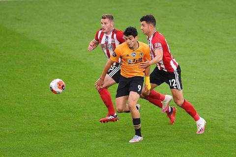 Sheffield vs Wolves 1-0 Jornada 34 Premier League 2019-2020