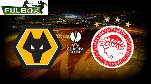 Wolves vs Olympiacos EN VIVO Hora, Canal, Dónde ver Octavos de Final Europa League 2019-2020