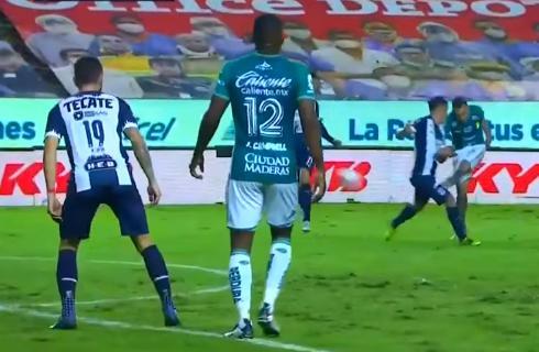 León vs Monterrey 1-0 Jornada 2 Torneo Apertura 2020