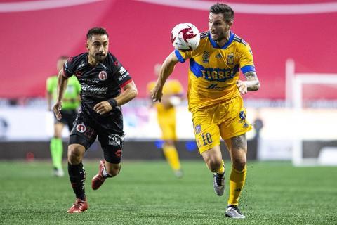 Tijuana vs Tigres 0-0 Jornada 3 Torneo Apertura 2020