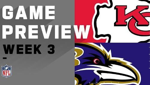Baltimore Ravens vs Kansas City Chiefs EN VIVO Hora, Canal, Dónde ver Semana 3 NFL 2020