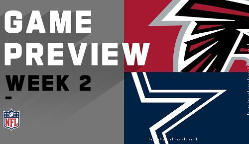 Dallas Cowboys vs Atlanta Falcons
