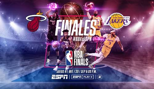 Los Ángeles Lakers vs Miami Heat