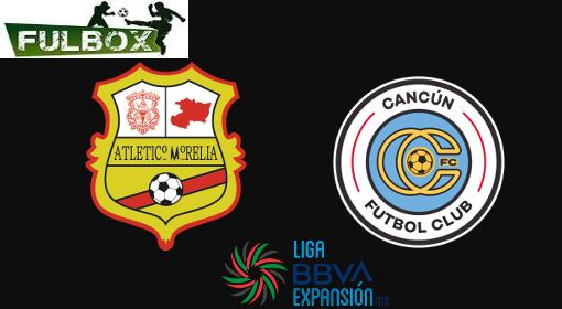 Morelia vs Cancún
