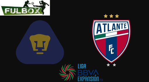 Pumas Tabasco vs Atlante