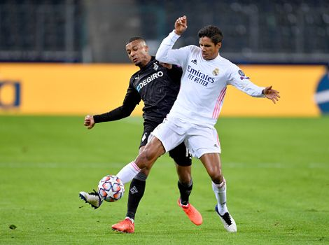 Borussia Monchengladbach vs Real Madrid 2-2 Jornada 2 Champions League 2020-21
