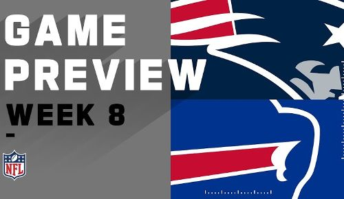 Buffalo Bills vs New England Patriots