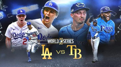 Los Ángeles Dodgers vs Tampa Bay Rays