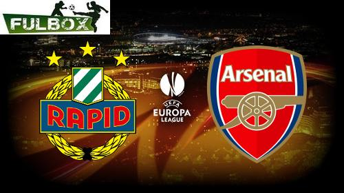 Rapid Viena vs Arsenal EN VIVO Hora, Canal, Dónde ver Jornada 1 Europa League 2020-21