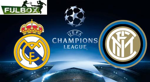 Real Madrid vs Inter de Milán