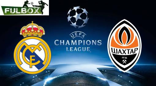 Real Madrid vs Shakhtar EN VIVO Hora, Canal, Dónde ver Jornada 1 Champions League 2020-21